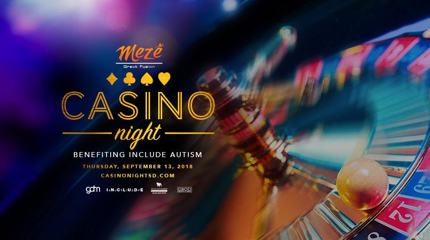 Charity Casino Night 2018