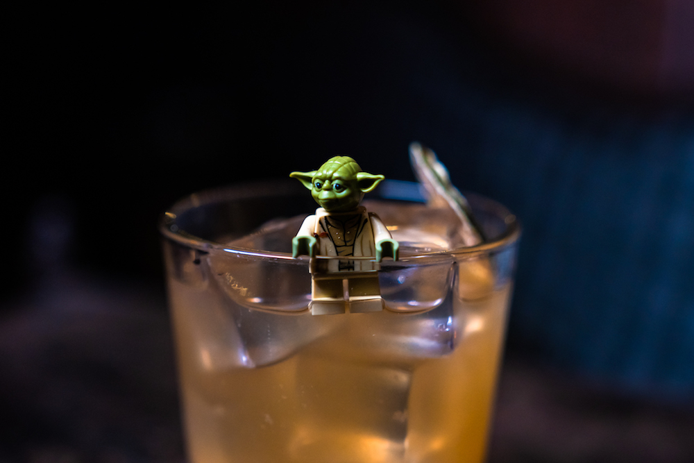 Celebrate Comic-Con International with Cocktails from a Galaxy Far, Far Away
