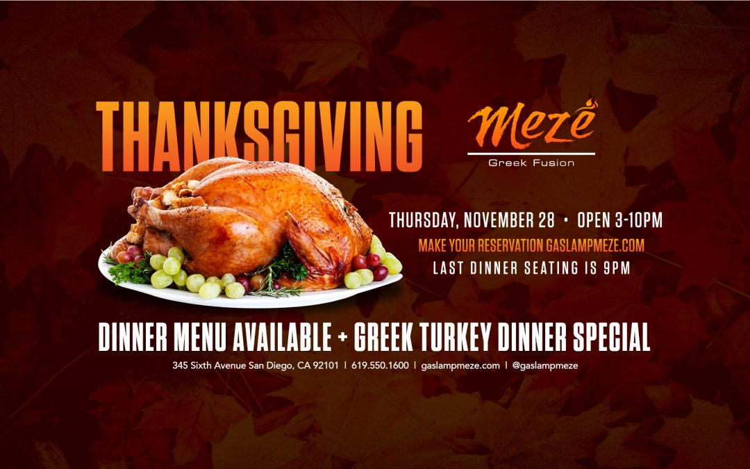 Celebrate Thanksgiving with Feasts and Fiestas